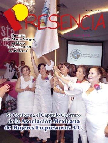 Revista Presencia Acapulco 1069