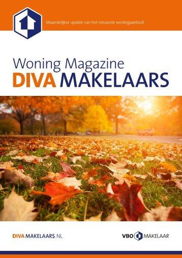 DIVA Woningmagazine #11, november 2017