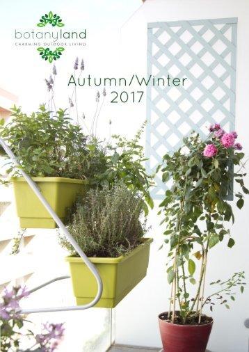 Autumn/winter 2017 Botanyland