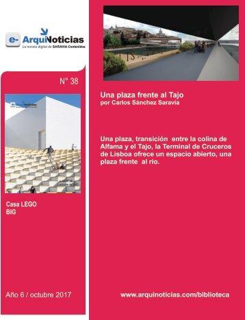 e-AN 38 nota 3 Una plaza frente al tajo por Carlos Sánchez Saravia