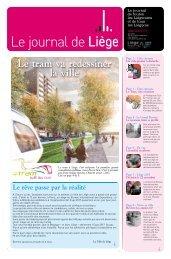 Votre Journal de Liège de juin 2012