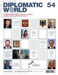 Diplomatic World nummer 54