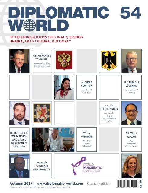 Diplomatic World nummer 54