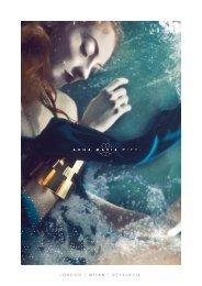 Anna Maria Pitt Jewellery - A/W 2017 Lookbook