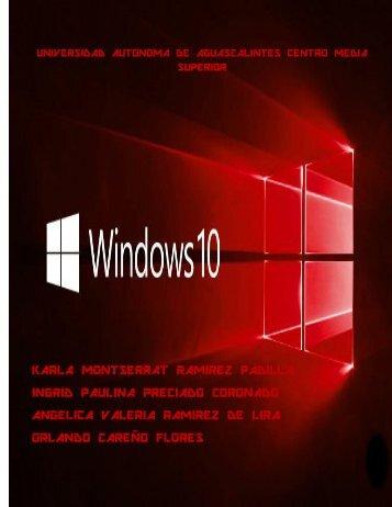 WINDOWS 10.0