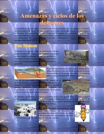 Los Sismos pdf