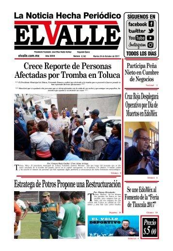 Edición del día Martes 24 de Octubre