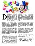 Revista Escolar Septiembre 2017 - Page 6