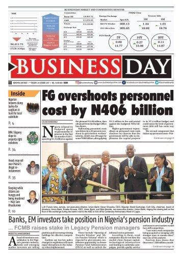 BusinessDay 24 Oct 2017