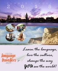 Summer School Brochure 2018