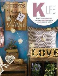 UK K Life - Autumn Winter 2017 Issue 1 NEW