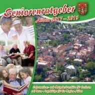 Seniorenratgeber Löbau 2017-2019
