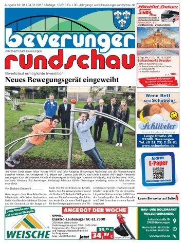 Beverunger Rundschau 2017 KW 43