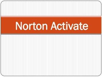Norton Setup | 1-888-827-9060 | Norton.com/Setup