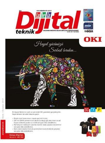 Dijital Teknik Dergisi – Ekim 2017 Sayısı