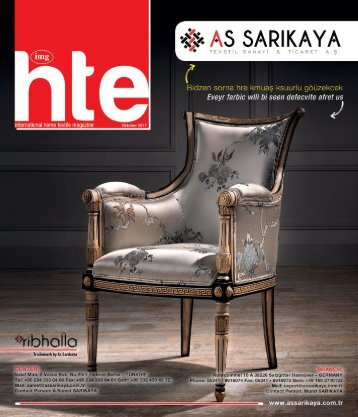 International Home Textile Magazine – October'17