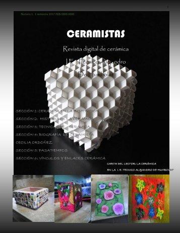 CERAMISTAS 1