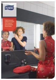 Hygienespender- systeme für hygie- nisch saubere und funktionale ...