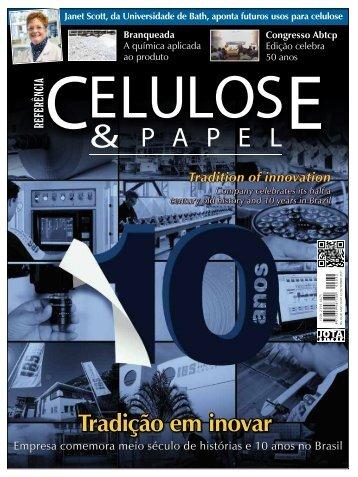 Outubro/2017 - Celulose e Papel 32