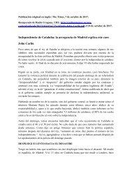 JohnCarlin-Español-Independencia de Catalunya3- Octubre 2017