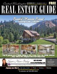 Central Washington Real Estate Guide Nov 17