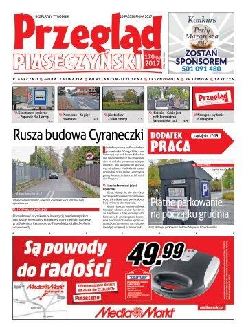 Przegląd Piaseczyński, wydanie 170