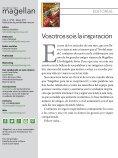Revista de viajes Magellan - Mayo 2017 - Page 2