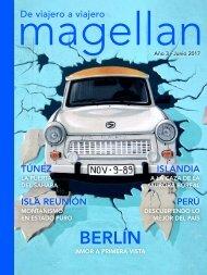 Revista de viajes Magellan - Junio 2017