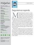 Revista de viajes Magellan - Junio 2017 - Page 2