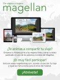 Revista de viajes Magellan - Junio 2017 - Page 3