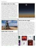 Revista de viajes Magellan - Julio/Agosto 2017 - Page 6