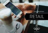 BeLocal Pro Retail Brochure