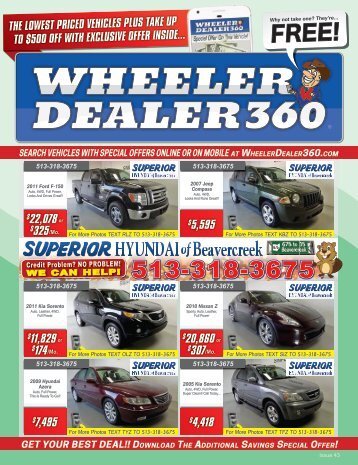 Wheeler Dealer 360 Issue 43, 2017