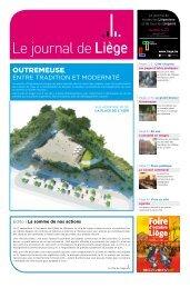Votre Journal de Liège de septembre 2017