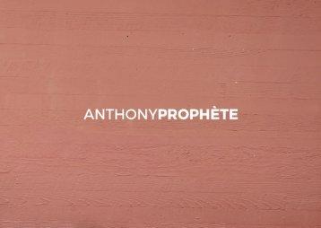 Portfolio d'Anthony Prophète - Graphiste
