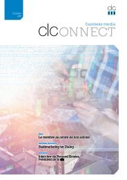 clconnect Octobre 2017