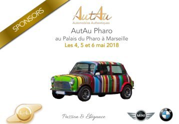 PRESS BOOK AutAu Pharo 2018 BMW-Mini V3