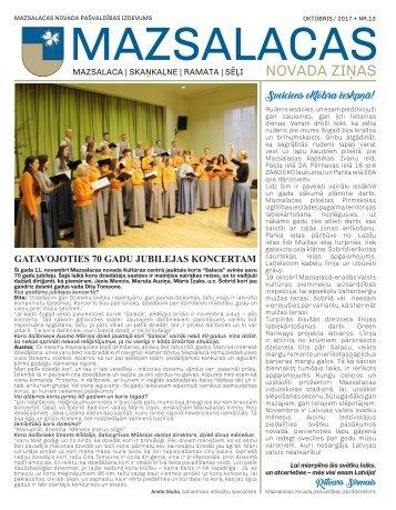 Mazsalacas novada ziņas_oktobris_2017