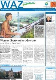 Wasser überschreitet Grenzen - Heidewasser GmbH