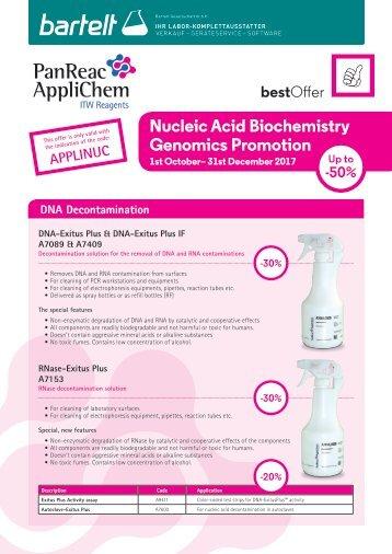 PanReac AppliChem: Biochemie-Bedarf
