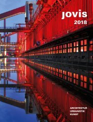 Jovis Katalog 2018 DE
