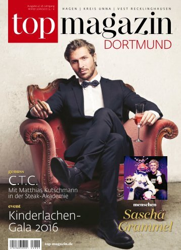 2016-04: TOP Magazin Dortmund | WINTER