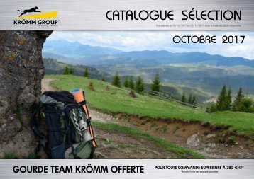 Catalogue promo Octobre