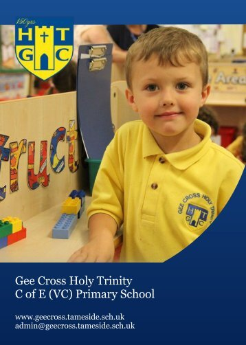 Holy Trinity Primary School Prospectus 2017