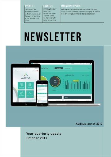 Internal Newsletter