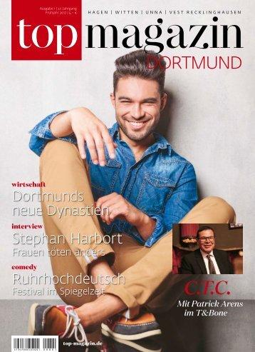 2017-01: TOP Magazin Dortmund | FRÜHJAHR