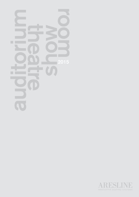Aresline - Auditorii Sali de Teatru si Concert