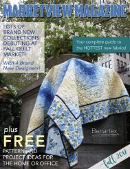 Marketview Magazine - Fall 2017