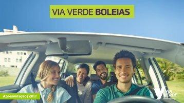 Apresentação Via Verde Boleias B2B - Universidades