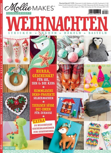 Mollie Makes Weihnachten